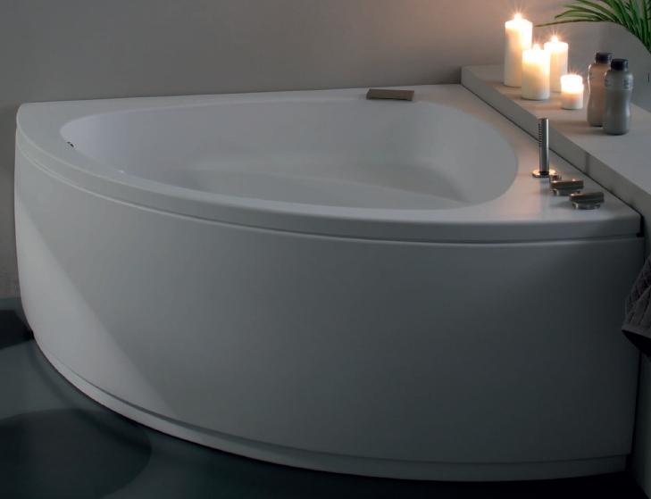 Le Vasche Da Bagno Angolari Una Scelta Sempre Conveniente